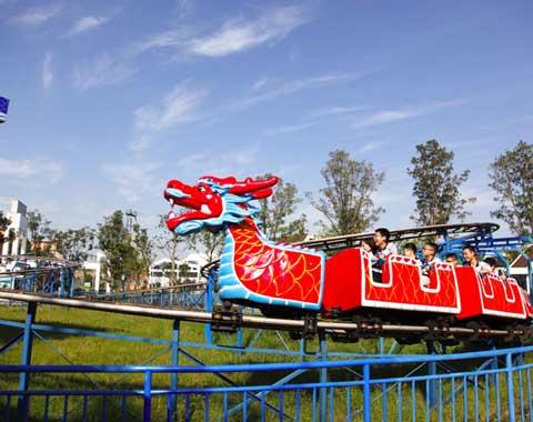 Mini Dragon Roller Coaster