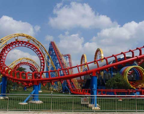 Roller Coaster in Beston