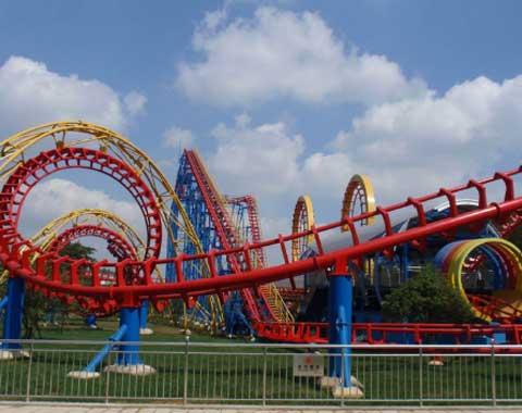 Roller Coaster in Beston