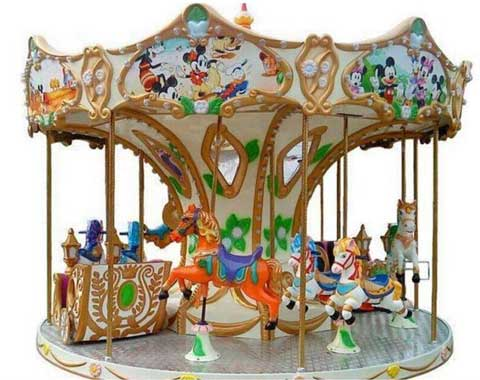 12-seat Merry Go Round for Sale