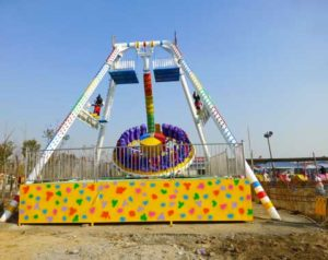 24-Seat Pendulum Swing Ride