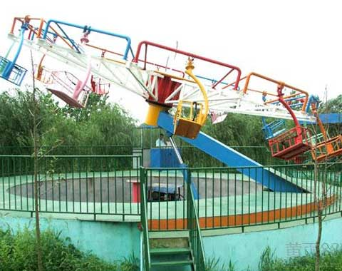 24-seat Paratrooper Amusement Ride