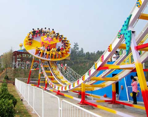 Amusement Park Disco for Sale Ride in Beston
