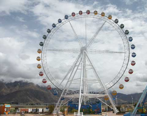 Amusement Park Ferris Wheel for Sale