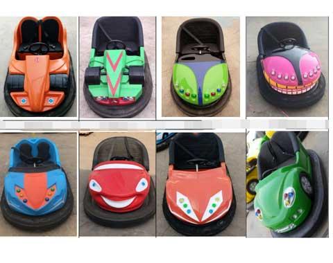 Bumper Car Ride for Kids