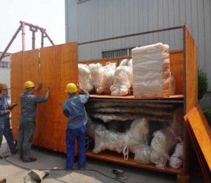 Beston Carousel Rides Shipped to India