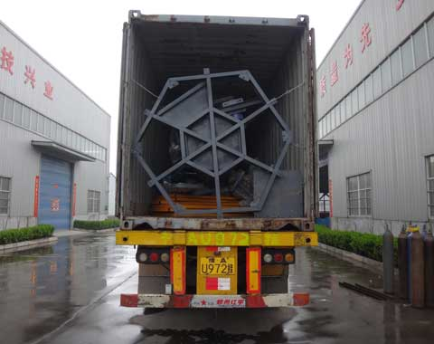 Shipment from Beston Factory