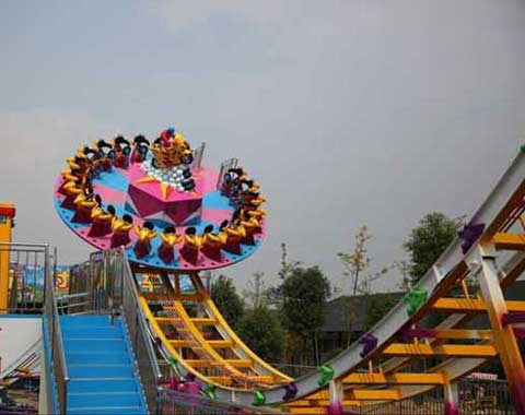 Disco Amusement Ride for Sale in Beston