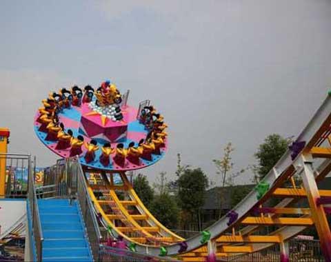 Disco Amusement Ride for Sale in Beston