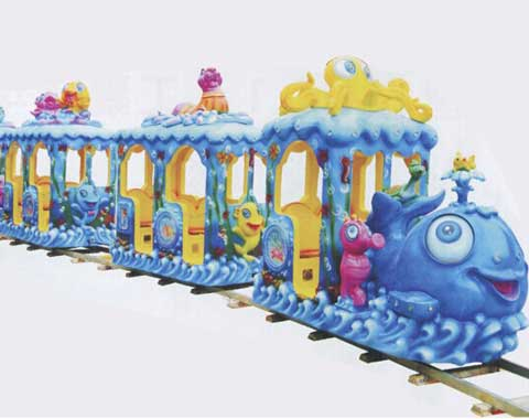 Elephant Train for Kiddies