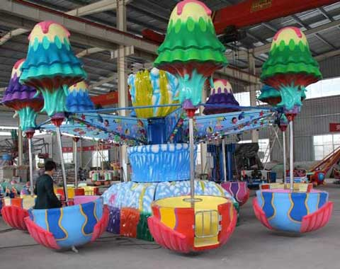 Jellyfish Ride