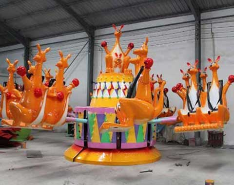 Kangaroo Jump Amusement Ride from Beston