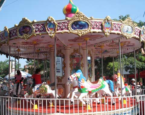 Carousel Rides for Children