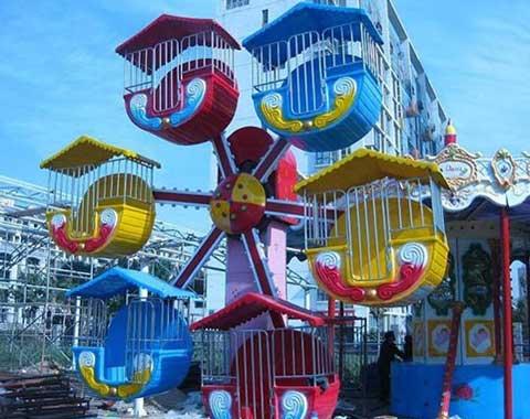 Mini Kiddie Ferris-Wheel