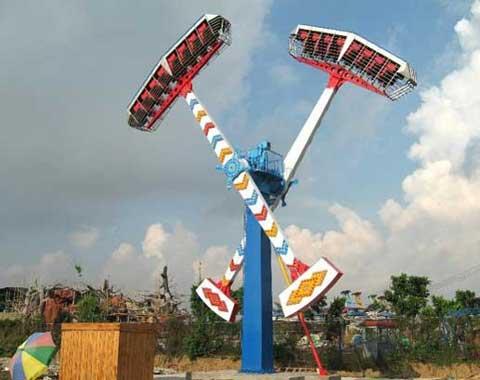 Loop-O-Plane Ride for Sale in Beston