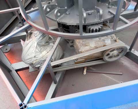 Manufaturing picture of Beston Carousel Ride