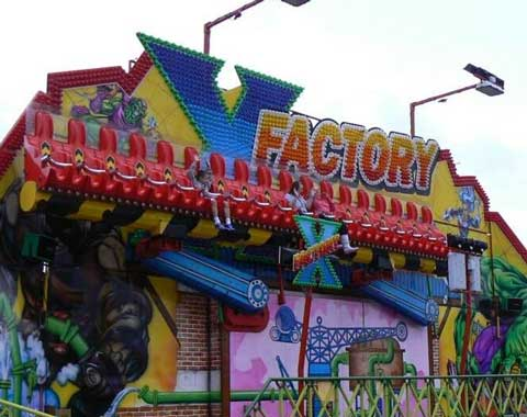 Fairground Miami Ride for Sale