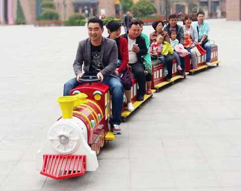 Miniature Train for Kids