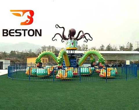 Popular Octopus Amusement Ride
