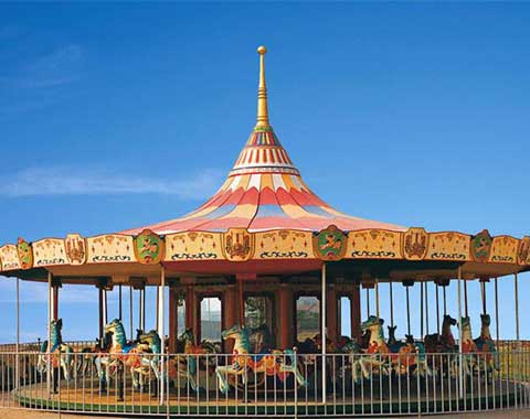 A Carousel Ride for Children