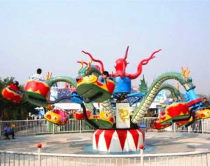Rotary Octopus Ride for Sale