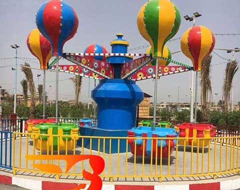 Samba Balloon Amusement Ride from Beston