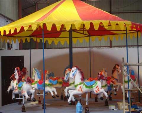 Beston Simple Carousel