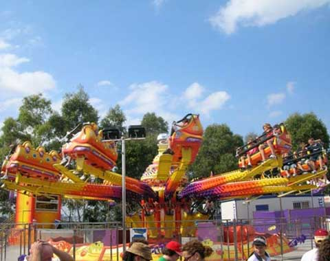 Theme Park Techno Jump Ride for Sale