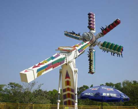 Top Scan Funfair Ride for Sale