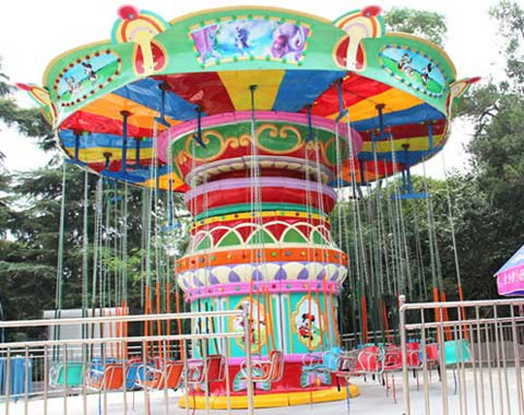 36-seat Swing Ride for Sale in Beston