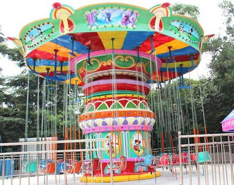 36-seat Swing Ride for Sale in Beston