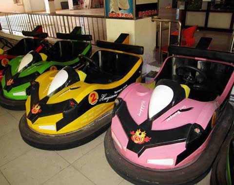 Amusement Battery Bumper Cars for Sale in Beston