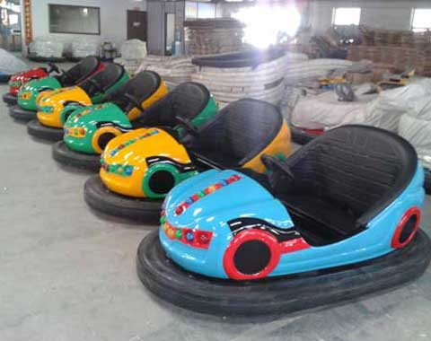 Amusement Electric Bumper Cars for Sale