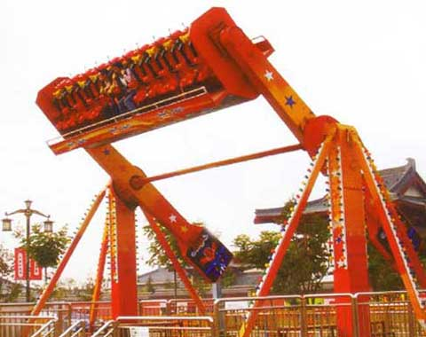 Amusement Park Space Travel Ride for Sale