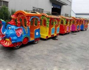 Amusement Park Train Ride for Sale in Beston