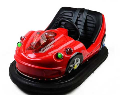 attery Bumper Car for Children