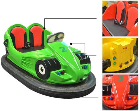 Beston Battery Bumper Car for Sale