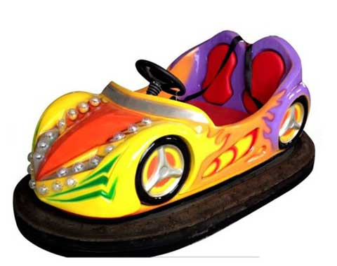 Coin Operated Indoor Bumper Car for Sale from Beston