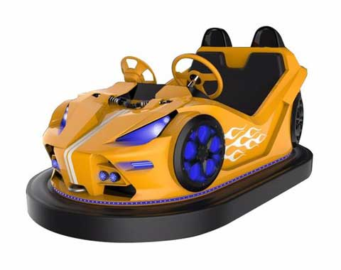 Coin-operated Bumper Car Indoor for Sale