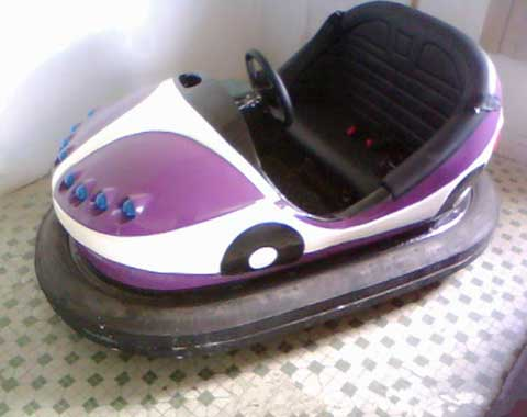 Beston Electric Funfair Bumper Car for Sale