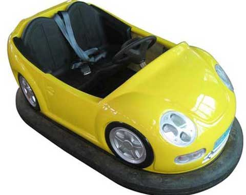 Electric Kiddie Bumper Car for Sale