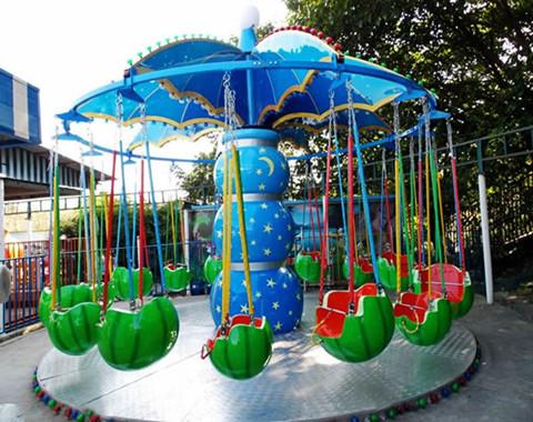 Kid's Fruit Chair Swing Ride f