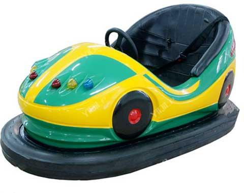 Green Electric Bumper Car for Sale in Beston