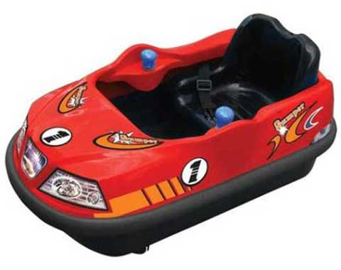 Indoor Amusement Bumper Car for Kids form Beston