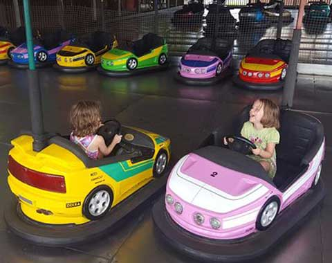 Indoor Kiddie Bumper Car