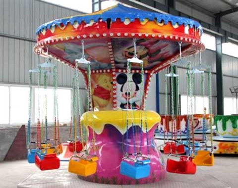 Kiddie Swing Ride for Sale