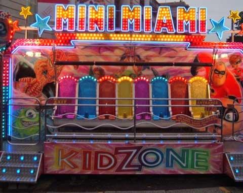 8-seat Mini Miami Ride