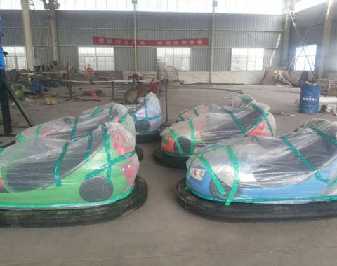 Package of Our Bumper Cars for Sale
