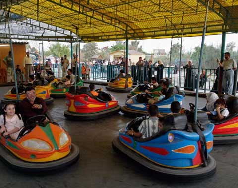 Popularity of Beston Bumper Cars