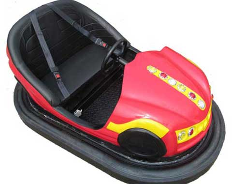 Red Electric Bumper Car for Sale